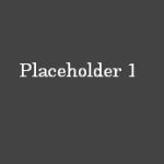 Placeholder 1